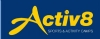 Activ8 Sports Camps Ltd logo