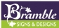 Bramble Signs & Designs logo