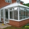 New fitted conservatory 4 x 4 mtrs