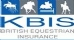 KBIS British Equestrian Insurance logo