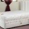 Luxury divan beds, with memory foam