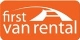 First Van Rental logo