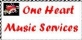 One Heart Music Services logo