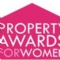 Winner at the Property Awards for Women 2011