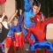 SUPERHERO PARTY WITH SUPER DAZZLE, special guest appearance from spiderman himself with a special superhero workout