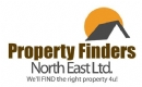 Property Finders North East logo