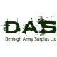Denbigh Army Surplus Ltd logo