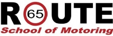 Route65 School of Motoring logo