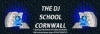 The DJ School Cornwall logo