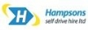 Hampsons Vehicle Hire logo