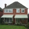Patio awning - home in Stanmore- London