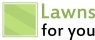 Lawns For You logo