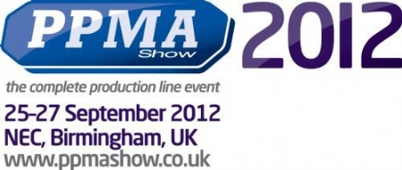 PPMA Show - The Premier UK Machinery Exhibition 25th - 27th September 2012