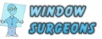 The Window Surgeons logo