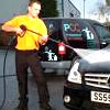 Winters waterless valeting