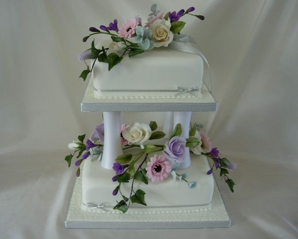 Sugar Rose Cake Design : Sugar Rose Cake Design - Wedding Cake Maker in Howsham ...