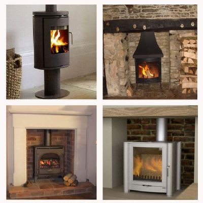 Chimserv Wood Burning Stove Company In Wanborough