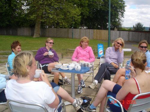 Coffee time - Sport Coaches Sevenoaks