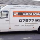 removals and relocation - Van Man Hire
