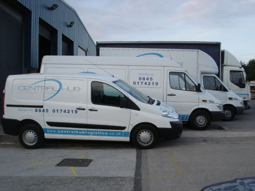 General Courier In Tamworth (UK