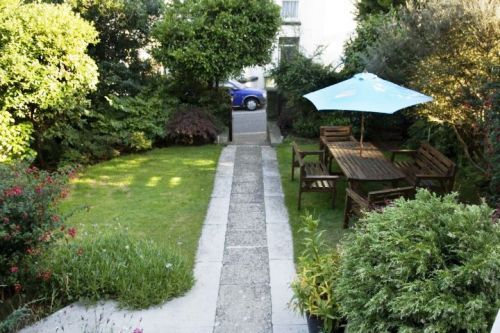 The Garden - Bed and Breakfasts Penzance