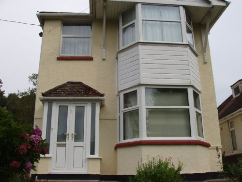 External Wall Coating Specialists Builder In Roath Cardiff Uk