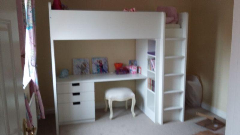 4 Kids Room Bunk Bed