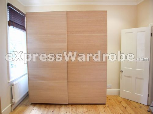 pax wardrobe sliding doors problem 1