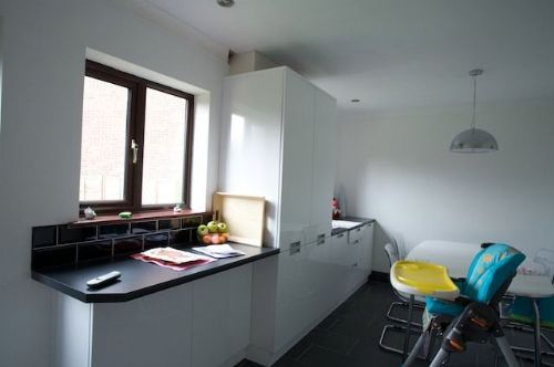 Steve Ellis Carpentry And Joinery Kitchen Fitter In
