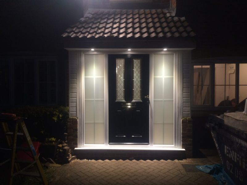 Vogue designs double glazing company in nazeing waltham for Double glazing firms