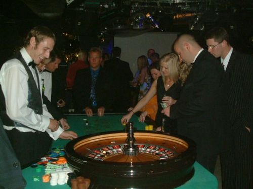 Playing at the Casino - Event Organisers Southport
