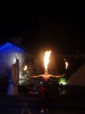 Fire Eater - Event Organisers Southport