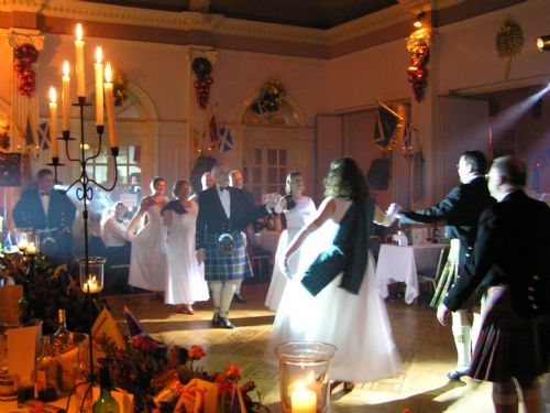 Scottish Dancers - Event Organisers Southport
