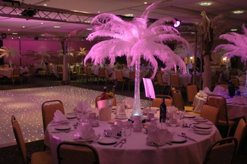 Feather Tables - Event Organisers Southport