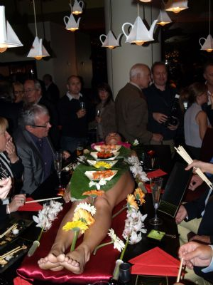 Sushi Bar Launch - Event Organisers Southport