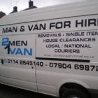 removals and relocation - 2Men1Van Sheffield