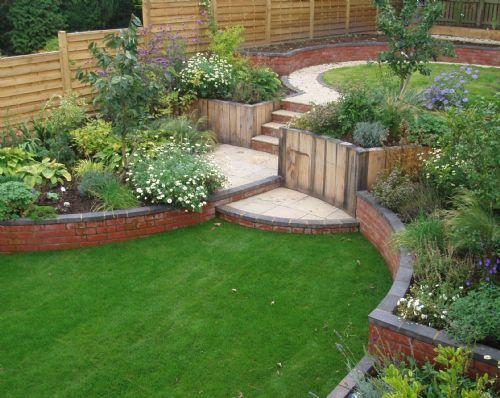 Secret Garden – Landscape Gardening Design – Bristol – izvipi.com