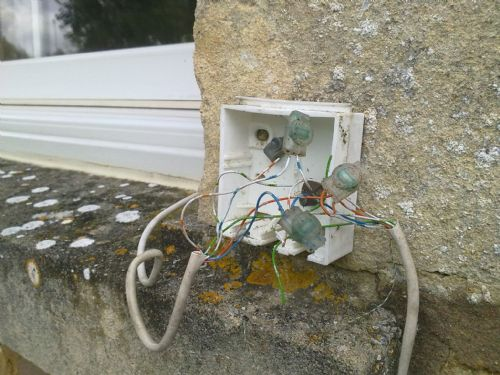 external telephone cable junction box home decor mrsilva us rh mrsilva us Junction Box Installation Telephone Wiring Junction Box