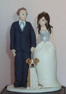 Caketopper.co.uk - Wedding Cake Maker in Worcester (UK)