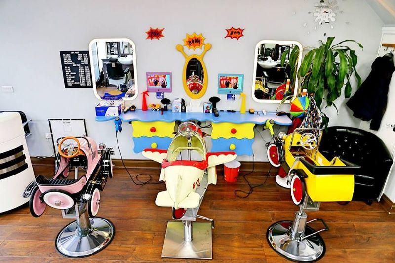 Детские парикмахерские кресла своими руками 79