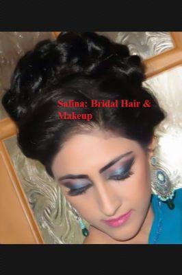 Wedding Hair And Makeup Reading : Safina Bridal Hair Makeup - Asian Beautician in Earley ...