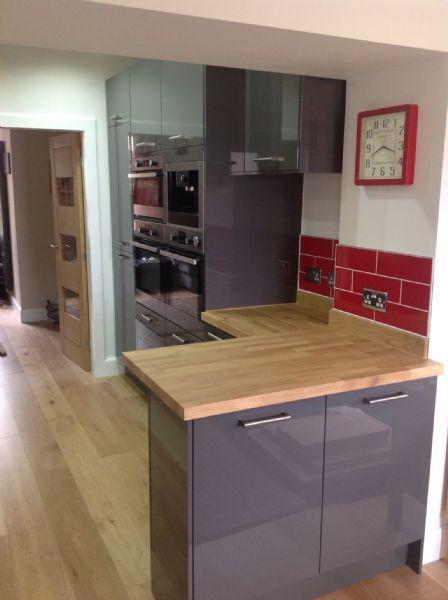 Kitchen cupboard installation built in cupboards for Kitchen companies in pretoria