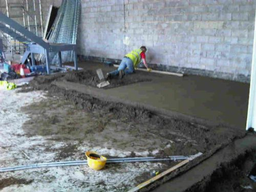 Screed Install - Floor Screeders Stratford-upon-avon