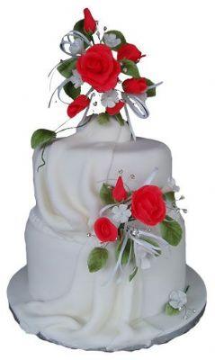 Celebration Wedding Cakes Swansea