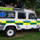 Event Medical Cover - County Paramedic Services