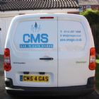 central heating services - CMS Gas