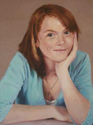 Anna Bregman Portraits Portrait Artist In Hanwell