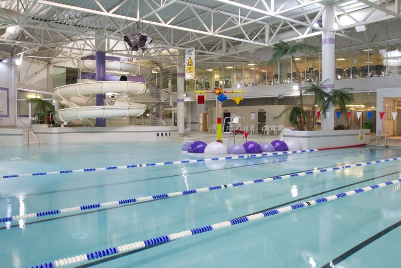tandridge trust leisure centre in oxted uk