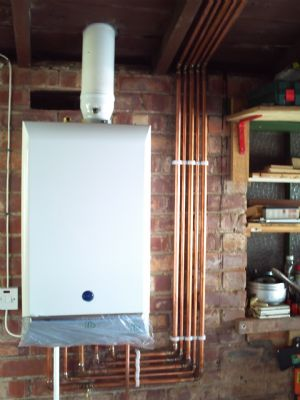 Sg Plumbing And Heating Central Heating Repair Company