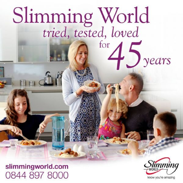 Slimming World Moordown Weight Loss Programme In